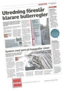 Artikel ROTERAD Byggindustrin 27 2013