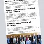 Nyhetsbrev vår 2014